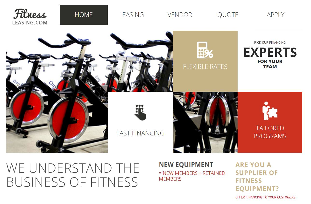 leasing stationary bikes